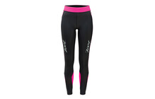 Zoot Women's Performance Run BioWrap Tight black/pink glow